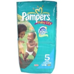 Pampers 11/25Kg junior 48U