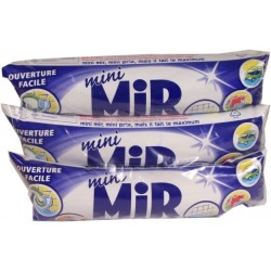 Mini Mir multi-usages - berlingots 3x250ml 750ml