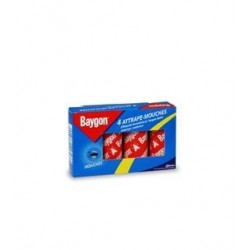 Baygon Papiers Tue-Mouches 4U