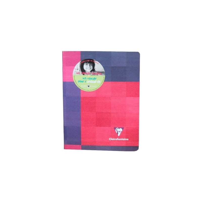 Cahier A5 gros carreaux Seyes 96 pages 1U