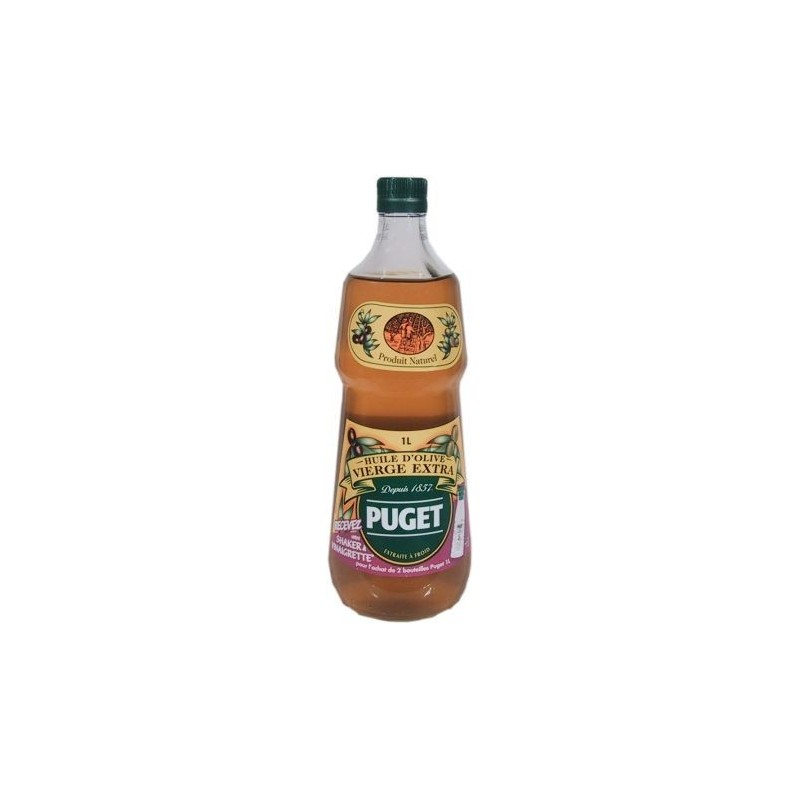 Huile d olive vierge Puget maxi 1L