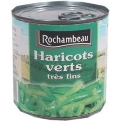 Haricots verts tr