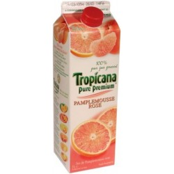 Tropicana Pure Premium jus de pamplemousses roses press