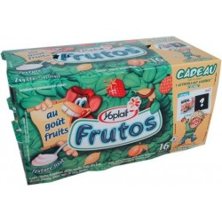 Frutos Yoplait yaourts sucr
