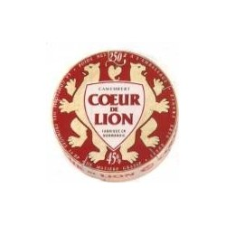 Camembert Coeur de Lion 45%MG 250g