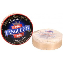 Camembert Pierre Lanquetot 45%MG 250g