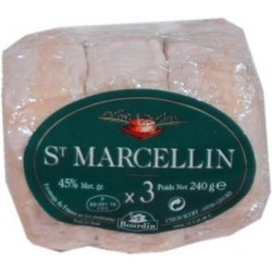 St Marcellin 45%MG 3x80g 240g