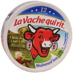 Vache qui rit 50%MG - 12 portions 200g