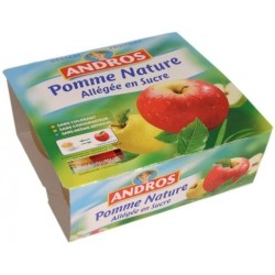 Compote pomme all