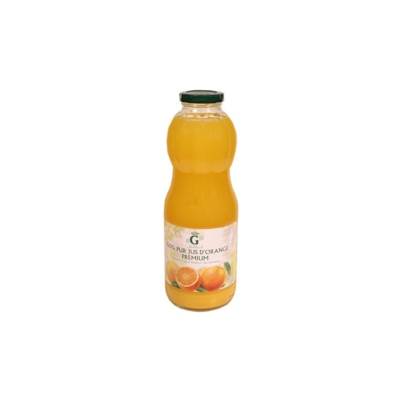 Gilbert jus d orange - bocal 1L