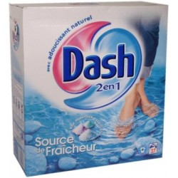 Dash 2 en 1 source de Fra