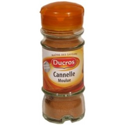Cannelle moulue Ducros flacon 1U