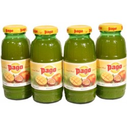 Mini Pago nectar de Mangue-Fruits Passion - bouchon