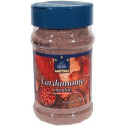 Cardamome moulue Qualit