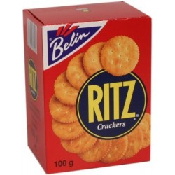 Ritz Crackers Belin  100g