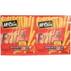 Frit Up Mc Cain cuisson au micro-ondes 2x90g 180g