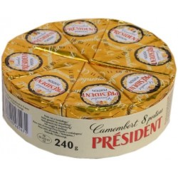 Camembert en portion Pr