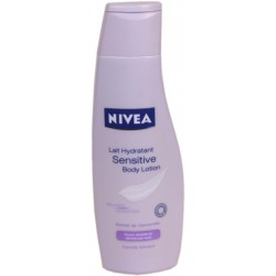 Nivea Body Sensitive Lait hydratant 250ml