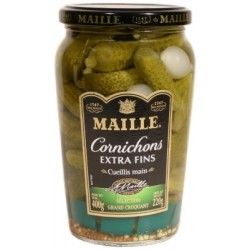 Cornichons extra-fins Maille 400g