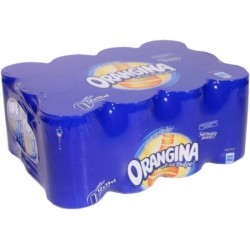 Orangina mini-canettes - 12 x15 cl 1.8L