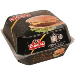 Burger Very Best Charal 220g