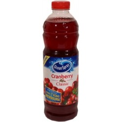 Cranberry Classic Ocean Spray 1L
