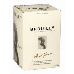 Brouilly Andr