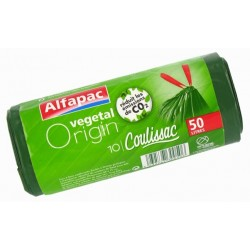 Alfapac Vegetal Origin 50L - 10 coulissac 10U