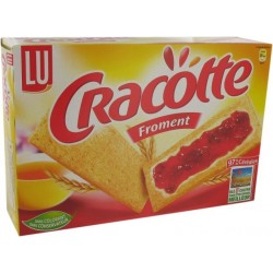 Cracottes au froment 250g