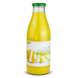 Jus d'orange Bio - bocal 1L