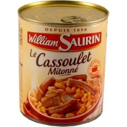 Cassoulet Mitonné William...