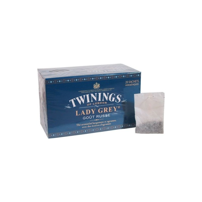 Lady Grey Twinings aromatis
