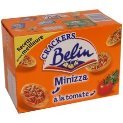 Crackers Minizza Belin 100g