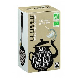 Clipper Thé Earl Grey Bio -...