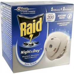 Raid Diffuseur insecticide...