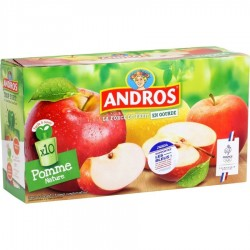 Compote de pomme Andros...