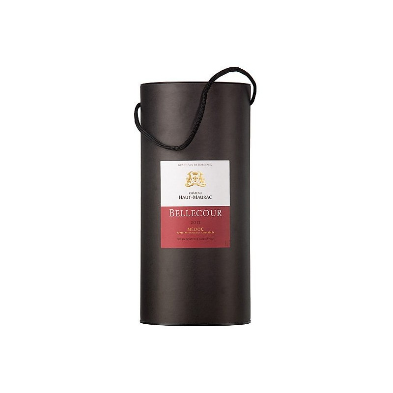 Château Haut-Maurac Bellecour Médoc 3L rouge Bag-in-box