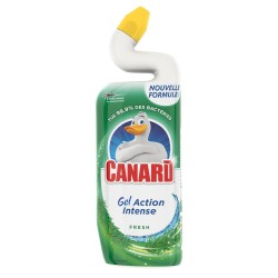 Canard WC fresh gel action...