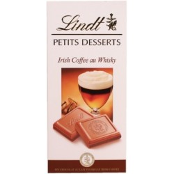 Lindt Irish Coffe chocolat lait fourr