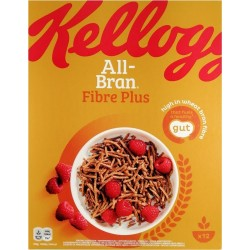 All-Bran Fibre Plus Kellogg...