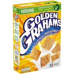 Golden Grahams...
