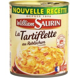 Tartiflette William Saurin...
