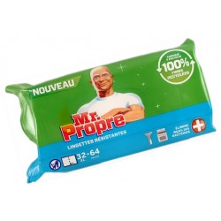 Lingettes Mr Propre...
