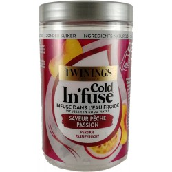 Twinings Cold Infuse Pêche...