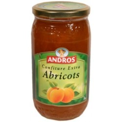 Confiture d abricots Andros 1Kg