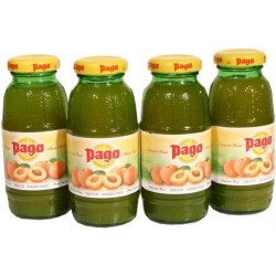 Mini Pago nectar d Abricot - bouteilles  bouchon