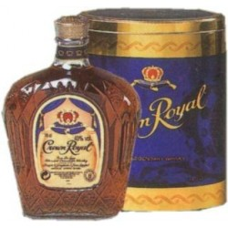 Whisky Crown Royal  - Canada Manitoba  40