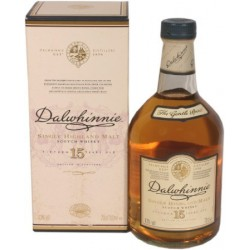 Whisky Dalwhinnie 15 ans 43