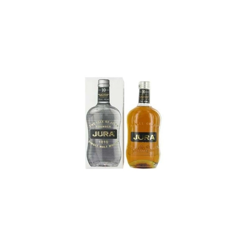 Whisky Isle of Jura 10 ans 40