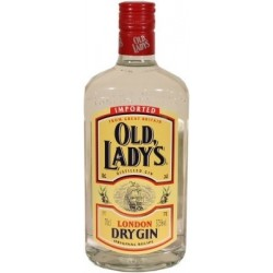 Gin Old Lady s 37,5